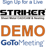 Sign up for a Live DEMO