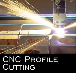 CNC Cutting SS-Profile