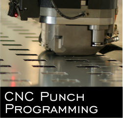 CNC Punching SS-Punch